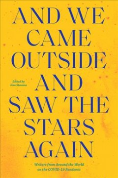 And We Came Outside and Saw the Stars Again Book Cover