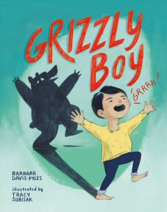 Grizzly Boy Book Cover