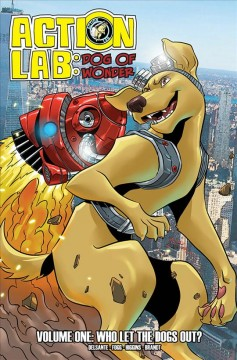 Action Lab Book Cover