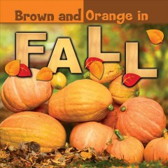 Brown and Orange in Fall Book Cover