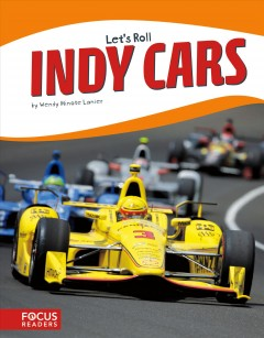 Indy Cars Book Cover
