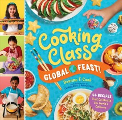 COOKING CLASS GLOBAL FEAST! Book Cover