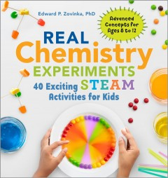 Real Chemistry Experiments Book Cover