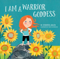 I Am A Warrior Goddess Book Cover