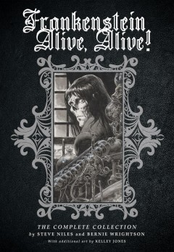 Frankenstein Alive, Alive
