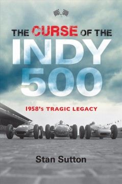 The Curse of the Indy 500 Book Cover
