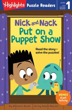 Nick and Nack Put on A Puppet Show