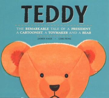 Teddy Book Cover