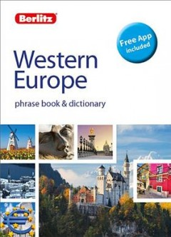 Western Europe Phrase Book & Dictionary