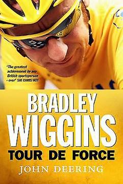 Bradley Wiggins Book Cover