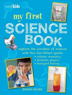 My First Science Book Book Cover