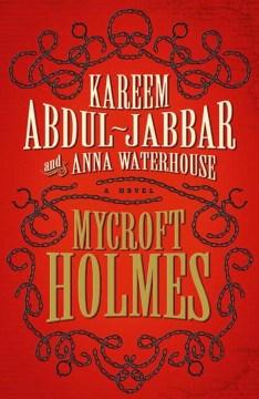 Mycroft Holmes Book Cover