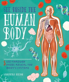 See Inside the Human Body Book Cover