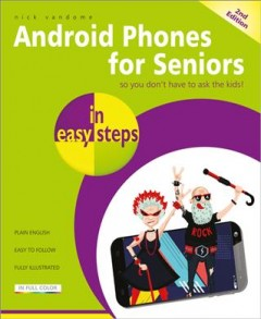 Android Phones for Seniors Book Cover