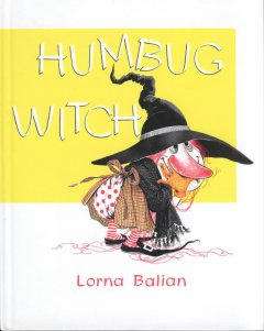 Humbug Witch Book Cover