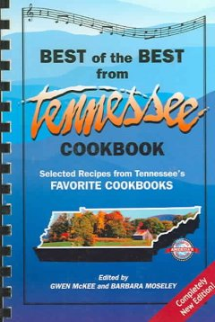 Best of the Best From Tennessee Cookbook