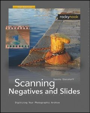 Scanning Negatives and Slides Book Cover