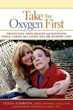 Take your Oxygen First Book Cover