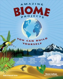 Amazing Biome Projects You Can Build Yourself Book Cover