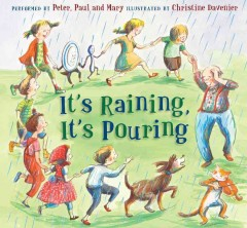 It's Raining, It's Pouring!