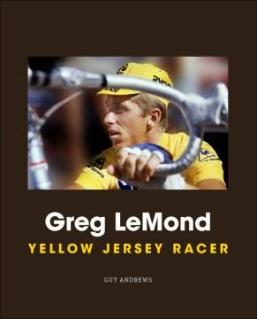 Greg LeMond Book Cover