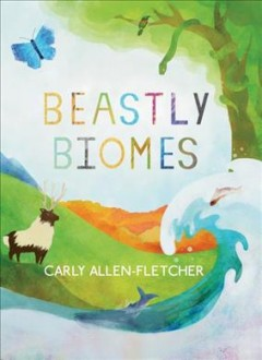 Beastly Biomes Book Cover