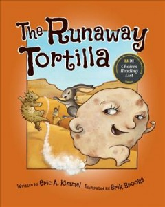 The Runaway Tortilla Book Cover