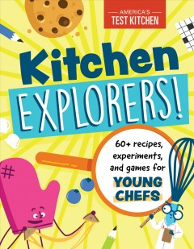 Kitchen Explorers! Book Cover
