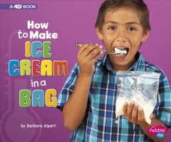 How to Make Ice Cream in A Bag Book Cover