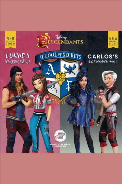 Disney Descendants School of Secrets Series, Books 4 & 5