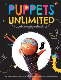 Puppets Unlimited With Everyday Materials