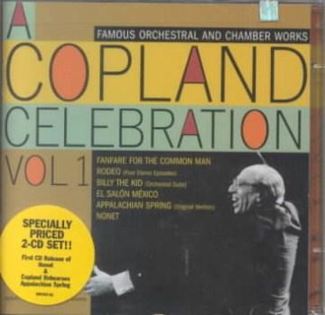 A Copland celebration