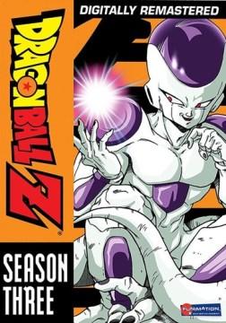 Dragon Ball Z, season three
