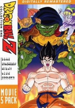 Dragonball Z Movie 5 Pack
