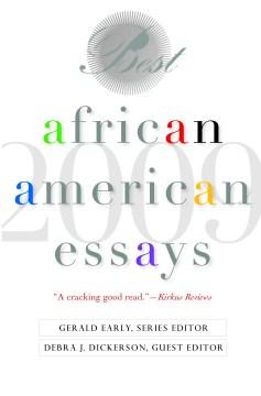 Best African American Essays, 2009