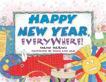 Happy New Year, Everywhere!