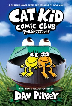 Cat Kid Comic Club 2