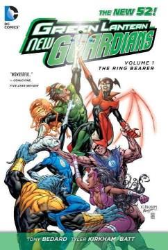 Green Lantern, New Guardians