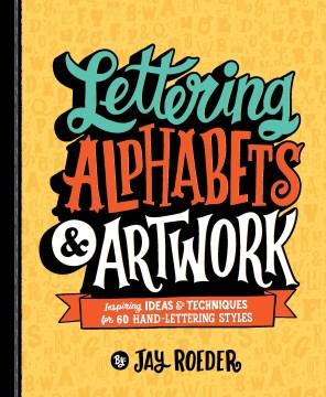 Lettering Alphabets & Artwork