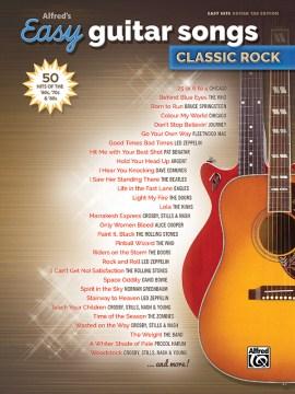Alfred's Easy Guitar Songs