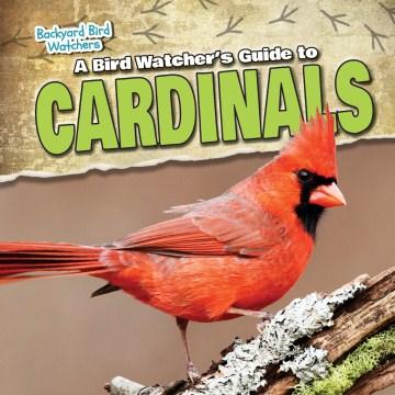 A Bird Watcher's Guide to Cardinals