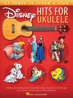 Disney Hits for Ukulele