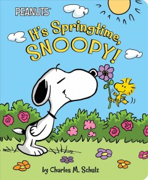 It's Springtime, Snoopy!