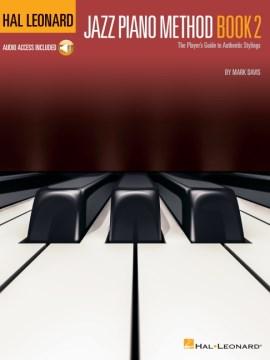 Hal Leonard Jazz Piano Method Book 2