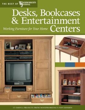 Desks, Bookcases & Entertainment Centers