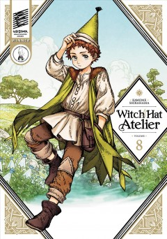 Witch Hat Atelier 8