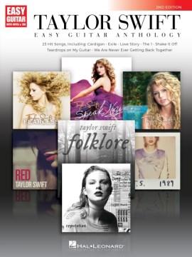 Taylor Swift Easy Guitar Anthology