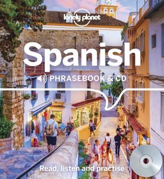 Lonely Planet Spanish Phrasebook & CD