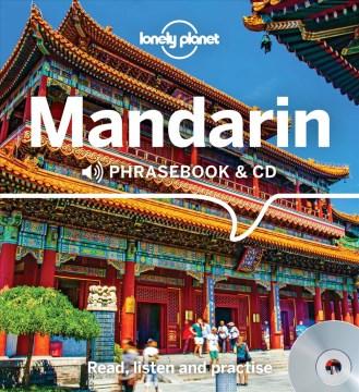 Lonely Planet Mandarin Phrasebook & CD