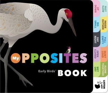 My Opposites Book